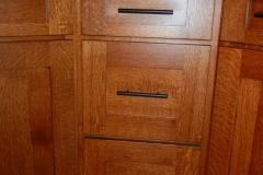 Quarter Sawn Flat Panel