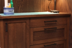 Entry Room Cabinetry