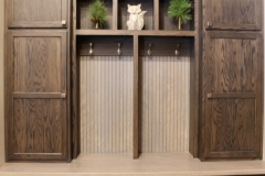 Mudroom Locker Oak