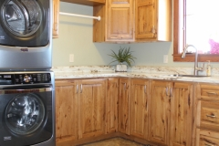 Hickory Laundry Cabinets