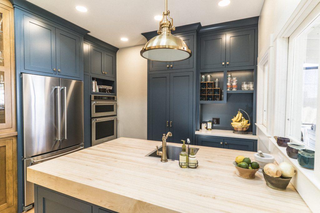 Custom Kitchen Cabinets - Gossling Woodworking | Decorah ...