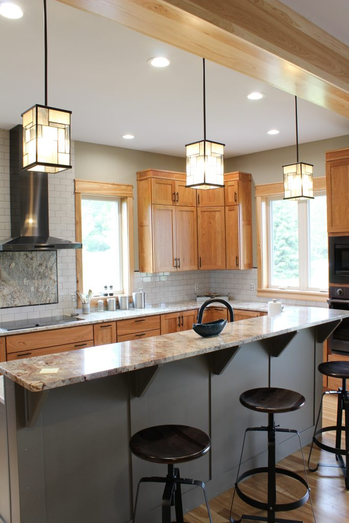 Custom Kitchen Cabinets - Gossling Woodworking | Decorah ...